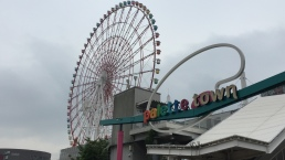 Palette Town in Odaiba