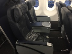 ex-US Airways Airbus A321 First Class