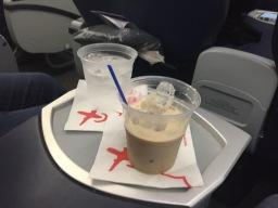 Pre-departure Beverages