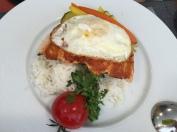 Salmon Moco for Breakfast